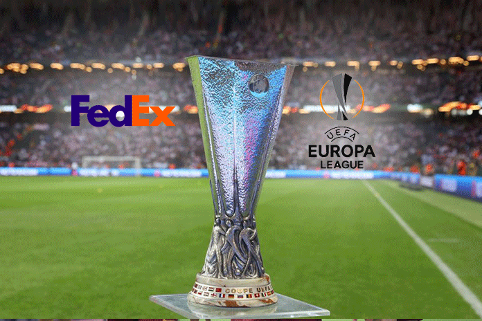 FedEx extends deal with UEFA as Europa League,europa league fedex deal,fedex express Europa League official sponsor,uefa europa league News,europa league FedEx extends deal with UEFA