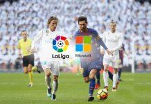 LaLiga Microsoft content deal,microsoft latest news,Laliga Microsoft collaboration,microsoft collaboration news,laliga spanish football league's