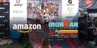 Ironman amazon,Amazon title sponsor for World Championship,Ironman names Amazon title sponsor,ironman world championship,2018 ironman world championship