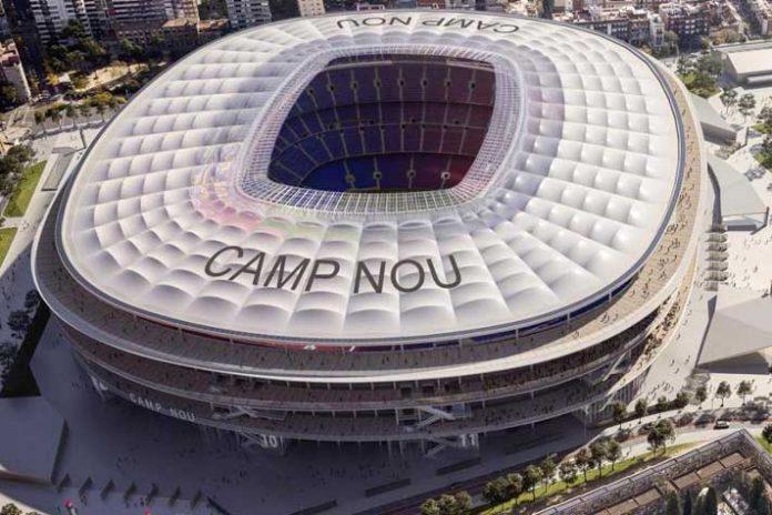 Barcenlona naming rights offer,Camp Nou stadium naming rights,Barcelona Mediapro,Mediapro Barcelona naming rights deal,Mediapro Barcelona deal