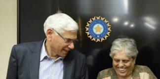 Vinod Rai and Diana Edulji,COA Vinod Rai,Coa BCCI elections,Board of Control for Cricket in India,BCCI State associations