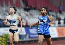 Indian sprint Queen Dutee Chand,Dutee film,Dutee Book,Asian Games 2018 Winner Dutee Chand,Dutee Chand Asian Games Winner Film