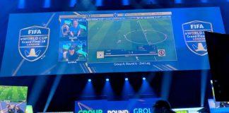 fifa eworld cup,Mosaad Aldossary,ea sports fifa 19,fifa 19 global series,EA Sports FIFA 19 Global Series