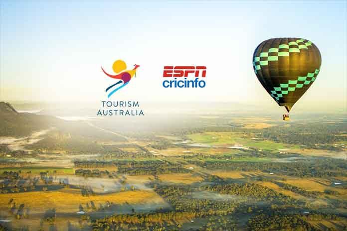 Tourism Australia ESPNcricinfo,Virat Kohli India Australia Series,ESPNcricinfo Tourism Australia,India Australia Series,Watch India vs Australia ESPNcricinfo