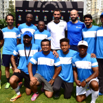 football schools in delhi,robert pires LaLiga Football Schools Ambassador,laliga football academy,laliga India football academy,laliga football schools