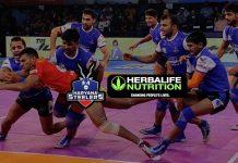 Herbalife Haryana Steelers partnership,Pro Kabaddi Haryana Steelers,Vivo Pro Kabaddi and Herbalife,Haryana Steelers sponsorships,Herbalife partnerships with Pro Kabaddi team Haryana Steelers