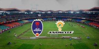 Delhi Dynamos title sponsor,Delhi Dynamos andslite sponsorship,ISL Season 5 2018,andslite private limited Sponsorships,delhi dynamos Indian Super League