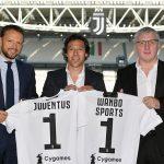 chinese sports media,chinese sports media company,juventus wanbo sports,wanbo sports deal,Italian football giants Juventus