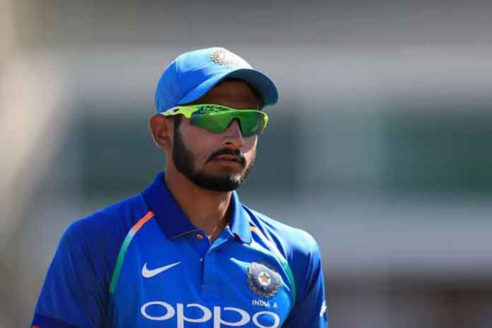 Khaleel Ahmed Bowling Action,ICC Code of Conduct,India West Indies ODI Series,Khaleel Ahmed provocative action,Rohit Sharma India West Indies ODI Series