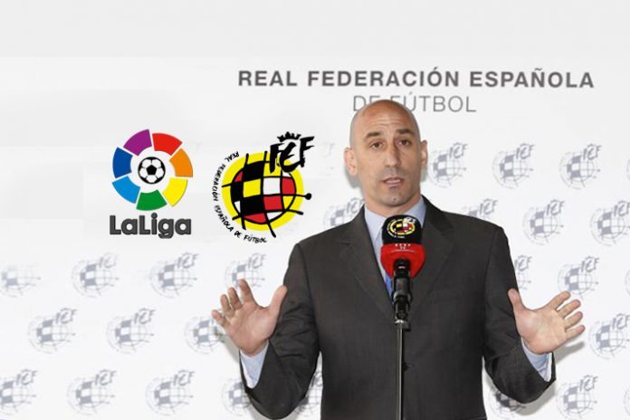 spanish football association,football association,Spanish FA,LaLiga us match,LaLiga's US plan