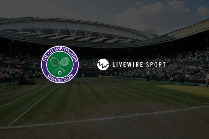 livewire Wimbledon partnership,All England Lawn Tennis Club,Wimbledon Championship,LiveWire Sports AELTC Deal,AELTC Wimbledon Championship
