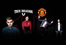 Manchester United True Religion Partnership,Manchester United's sponsorship,True Religion partnership deal,Manchester United EA Sports,Premier League club Manchester United