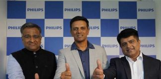 Rahul Dravid Philips India,rahul Dravid Philips Brand ambassador,Philips Air Purifier,air pollution,air purifier Philips