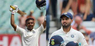 MRF Tyres ICC Player Rankings,west indies test series,rishabh pant,prithvi shaw,mrf tyrs icc rankings