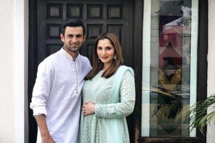 Indian tennis Sania Mirza,Shoaib Malik Pakistan Cricket,Sania Mirza baby,Shoaib Malik baby Boy,Pakistan Cricketer Shoaib Malik baby