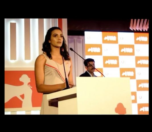 Vodafone Sakhi PV Sindhu,Vodafone ambassador PV Sindhu,#AbRukeinKyun Vodafone Sakhi,Vodafone Sakhi #AbRukeinKyun campaign,Sindhu Vodafone Sakhi