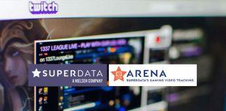 SuperData ARENA,Sponsorship valuation tool,esports streaming on Twitch,SuperData Arena Twitch, Youtube,Sponsorship valuation tool SuperData Arena
