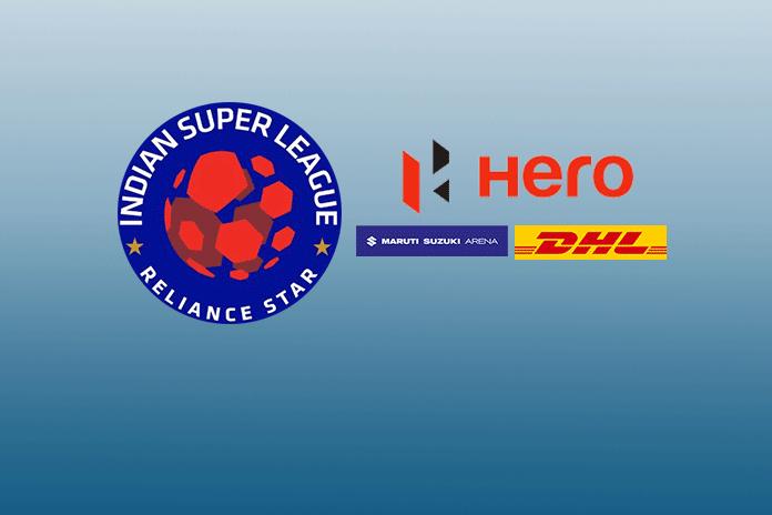 indian super league sponsors,maruti suzuki sponsorship,isl season 5,indian super league season 5,indian super league 2018