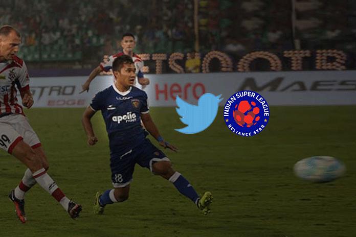 ISL Twitter,@IndSuperLeague,isl player of the match,indian super league twitter,Indian Super League
