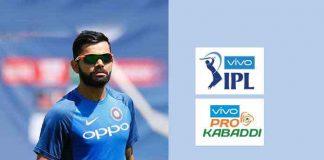 bbk electronics corporation,bbk electronics,indian premier league title sponsorship,pro kabaddi league title sponsorship,vivo and oppo sponsorships