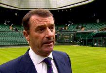 Wimbledon Grand Slam,Philip Brook Wimbledon,AELTC Wimbledon Grand Slam,Philip Brook AELTC,All England Lawn Tennis and Croquet Club