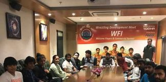 WFI Central Contracts,Wrestling Federation of India,IOA Wrestling Federation central contracts,WFI player contracts,Bajrang Punia WFI