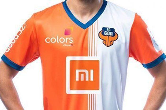 FC Goa Xiaomi sponsorship,FC Goa title sponsor,Isl season 5 sponsorships,isl title sponsorship deal,indian super league 2018