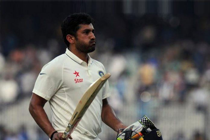 Karun Nair,Karun Nair Tests against West Indies,India West Indies Test Series,West Indies Test Series India,Karun Nair Test Cricket