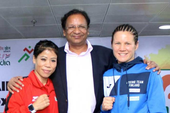 AIBA Women Boxing Championship,Women Boxing Championship,AIBA Women's World Boxing Championships 2018,2018 AIBA Boxing Championship,AIBA Indian Boxing team Squad