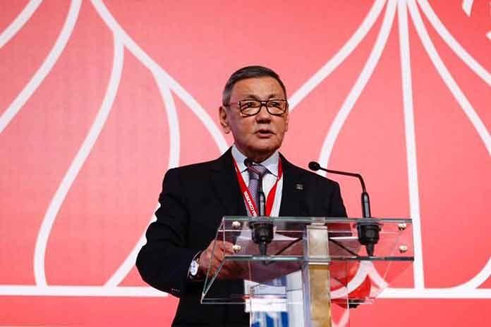 Gafur Rakhimov AIBA - Rakhimov IOC - Gafur Rakhimov - Boxing Olympics