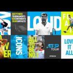 ATP's 63 tournaments,ATP World Tour,ATP Finals London,ATP New Brand,ATP brand and marketing campaign