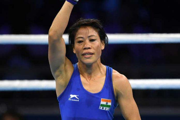 MC Mary Kom World Boxing Championships,MC Mary Kom,world championships,women's boxing championships,Indian women's boxing