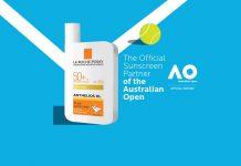Australian Open Sunscreen Partner,La Roche-Posay Australian Open,Australian Open 2019,La Roche-Posay,Australian Open partnerships