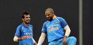 Yuzvendra Chahal Indian Cricket,Yuzvendra Chahal ICC rankings,Virat Kohli ICC rankings ODI,Shikhar Dhawan ICC Ranking,top 10 of the ICC rankings