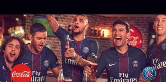 Coca-Cola Paris Saint-Germain,Paris Saint-Germain partnerships,Coca-Cola partnerships,PSG Beverage Partner,PSG Coca-Cola partnership