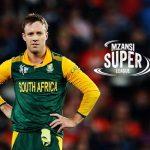 Mzansi Super League,AB de Villiers Mzani Super League,Tshwane Spartans AB de Villiers,Indian Premier League,AB de Villiers IPL
