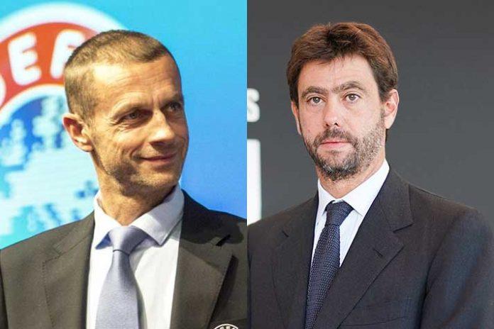 European Super League,Rival European League dismissed,Alaksander Ceferin UEFA,EuropeanClub Association,UEFA European Super League