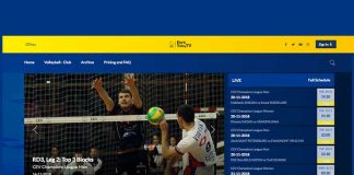 Volleyball OTT Platform,Sportradar OTT streaming service,European Volleyball OTT platform,European Volleyball Confederation,Sportradar over-the-top streaming service