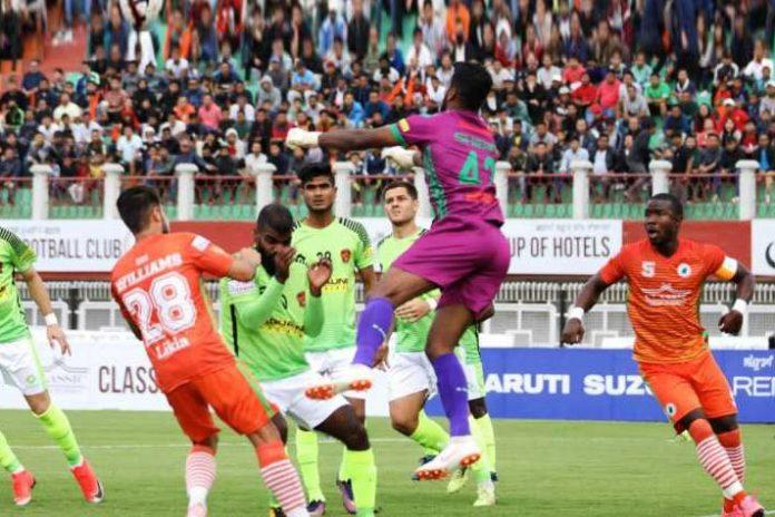 I-League attendance,I-League Gokulam Kerala FC,I-League football league,Calcutta Football League,AIFF I-League 2018-19 fixtures