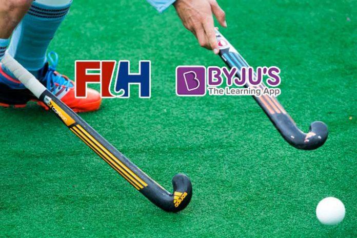 International Hockey Federation,Odisha Hockey Men's World Cup,Thierry Weil FIH,BYJU'S Hockey World Cup 2018 partner,Odisha Hockey Men's World Cup Bhubaneswar 2018