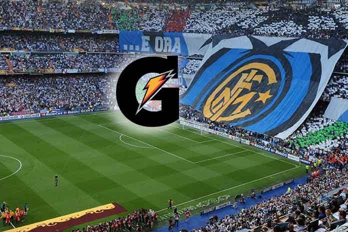 Inter Milan,Inter Milan PepsiCo partnership Deal,Inter Milan energy drink brand,Energy drink brand Gatorade,UEFA Champions League