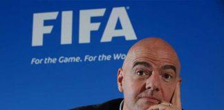FIFA Sale,FIFA President Gianni Infantino,Gianni Infantino FIFA,FIFA Broadcasting rights,FIFA World Cup