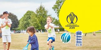 ICC World Cup 2019,ICC World Cup Kids engagement,ICC England and Wales Cricket Board,ICC Cricket World Cup 2019,2019 ICC World Cup England and Wales