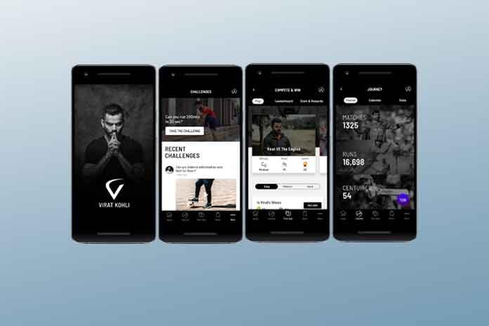 Virat Kohli app,Virat Kohli records,mobile phone app Virat Kohli,Virat Kohli Birthday,Virat Kohli information