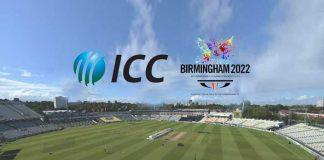International Cricket Council,Commonwealth Games T20 women's cricket,ICC Commonwealth Games,ICC CWG,CWG Birmingham