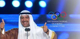 International Olympic Committee,Sheikh Ahmad Al-Fahad IOC,IOC Members,Olympic Council of Asia,IOC Sheikh Ahmad Legal case