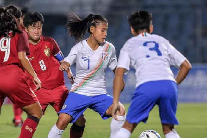 India names squad for 2020 Olympics women's football qualifiers