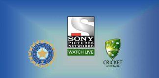 Virat Kohli India Australia Series,where watch India vs Australia series,Sony Pictures Networks India,India vs Australia team squads,India vs Australia Schedule