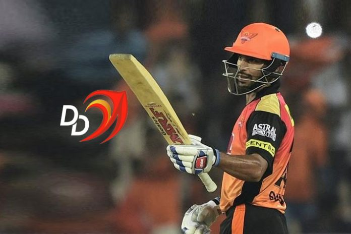 Shikar Dhawan Delhi Daredevils,Shikhar Dhawan IPL,Shikhar Dhawan Sunrisers Hydrabad,Shikhar Dhawan Indian premier league,Indian Premier League