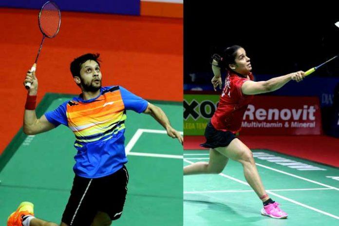 Syed Modi World Tour,Syed Modi World Tour Super 300,Saina Nehwal and Parupalli Kashyap,N Sikki Reddy,Pranaav Jerry Chopra